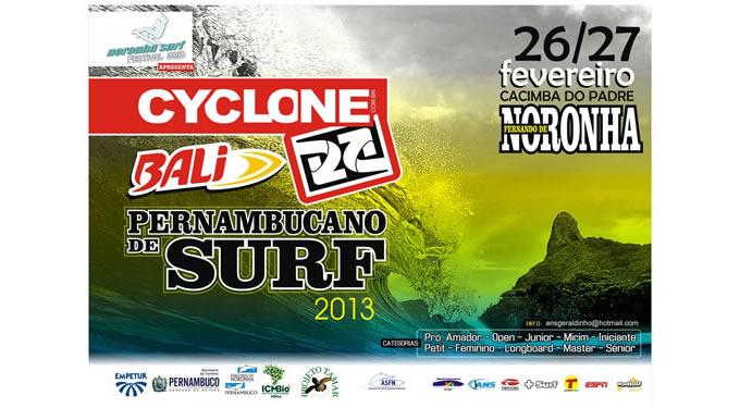 4893255a15 BRASILEIRO PRO - A primeira atração é o Marands Surf Pro Noronha